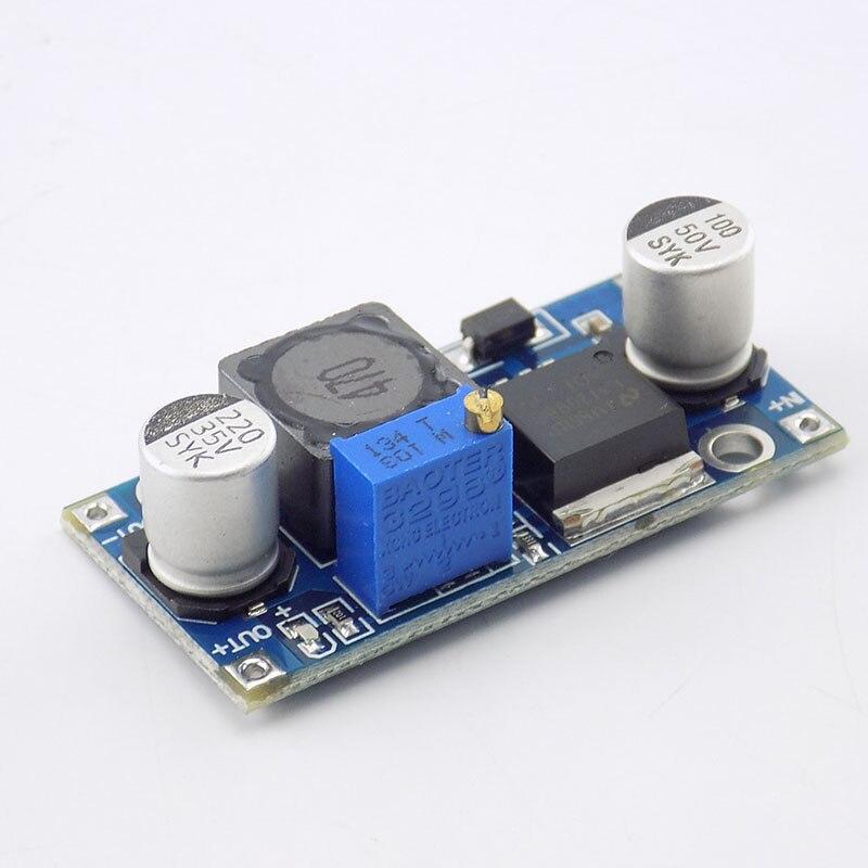 Step понижающий блок питания LM2596S модуль 3A Регулируемый регулятор напряжения 24 в 12 В 5 в 3 в понижающий модуль|Регуляторы напряж./стабилизаторы|   | АлиЭкспресс