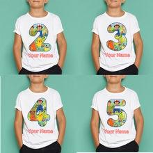 Camiseta pokémon para crianças, camiseta manga curta do pokemon para meninos e meninas, presente de aniversário dropshipping,
