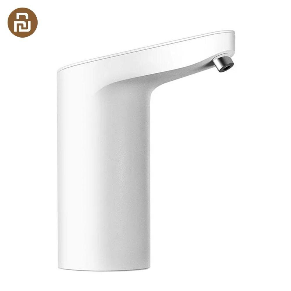 Горячая Xiaomi XiaoLang TDS автоматический мини сенсорный выключатель водяной насос беспроводной Перезаряжаемый Электрический диспенсер водяной насос для кухни Смарт-гаджеты      АлиЭкспресс