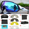 Ciclismo óculos polarizados mtb mountain bike ciclismo óculos de sol óculos de ciclismo óculos de proteção oculos 8