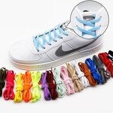 Эластичные шнурки нет галстука шнурки мода шнурки дети взрослые кроссовки быстрый металлический замок безопасности ленивые шнурки унисекс 1 пара