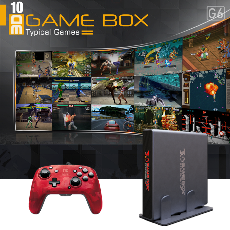 3D Game TV Box Android 9.0 A95X MAX Plus Amlogic S922X Support USB3.0 1080P H.265 4K 75fps Google Player Store Plex Media Server image