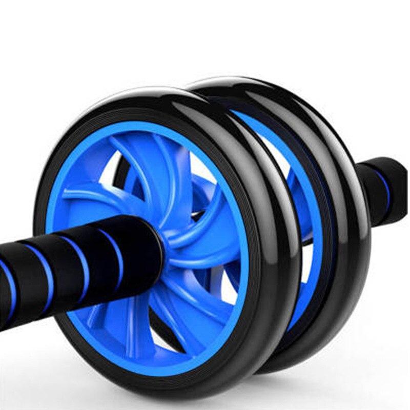 Power Roller Bauch Rad ABS Fitness Ausrüstung Exerciser männer FRAUEN Fitness Ausrüstung Material Haushalt Reduzieren Magen E