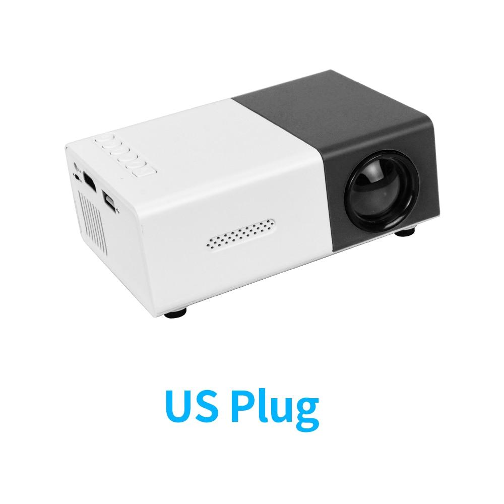 Black US Plug
