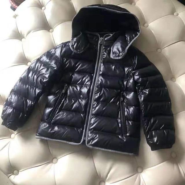 Child Winter Down Jacket...
