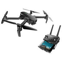 HUBSAN Zino Pro GPS RC Helicopters 5G WiFi 4KM FPV With 4K UHD Camera 3 Axis Gimbal RC Drone Dron Quadcopter Brushless Motor RTF