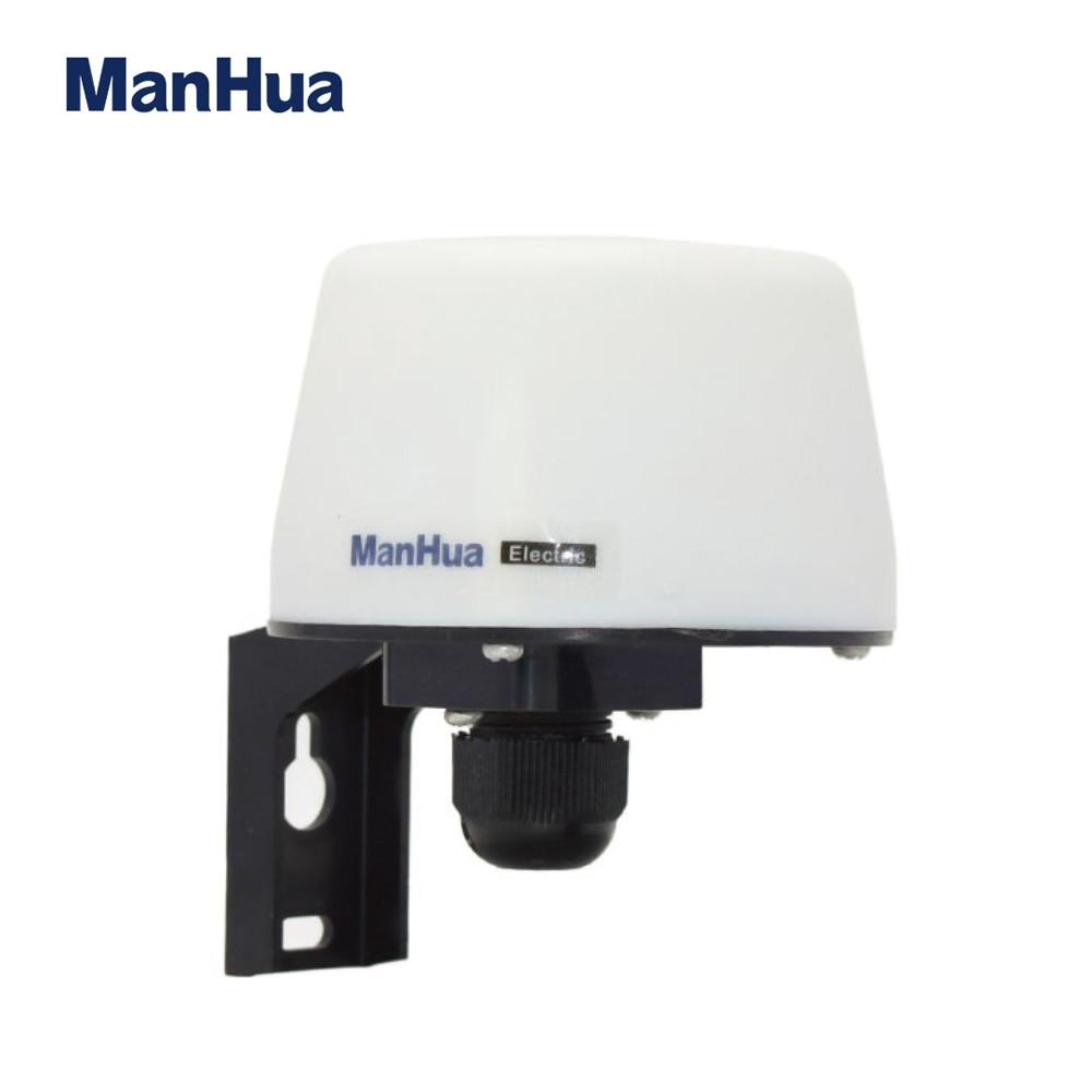 220 В фотоэлемент, сенсорный переключатель для светодиодного освещения, дневной и ночной Датчик управления, уличное освещение