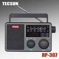 Tecsun RP307 WAV SCIMMIA FLAC Bluetooth Altoparlante Portatile FM SW MW Radio USB di DEVIAZIONE STANDARD TF carta di MP3 Lettore Radio