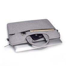 Laptop Handbag Sleeve Case Protective Shoulder Bag Notebook Carrying Case For 13 14 15.6 inch Macbook Air ASUS Acer Lenovo Dell