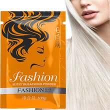 Выцветающий крем порошок эмульсия диоксида для волос отбеливающий