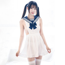Áo Lót Ren Anime Nhật Bản Thủy Thủ Cosplay Sexy Hải Quân Hiệu Suất Quần Áo Dễ Thương Váy Ngủ Người Giúp Việc Nữ Sinh Trang Phục đầm
