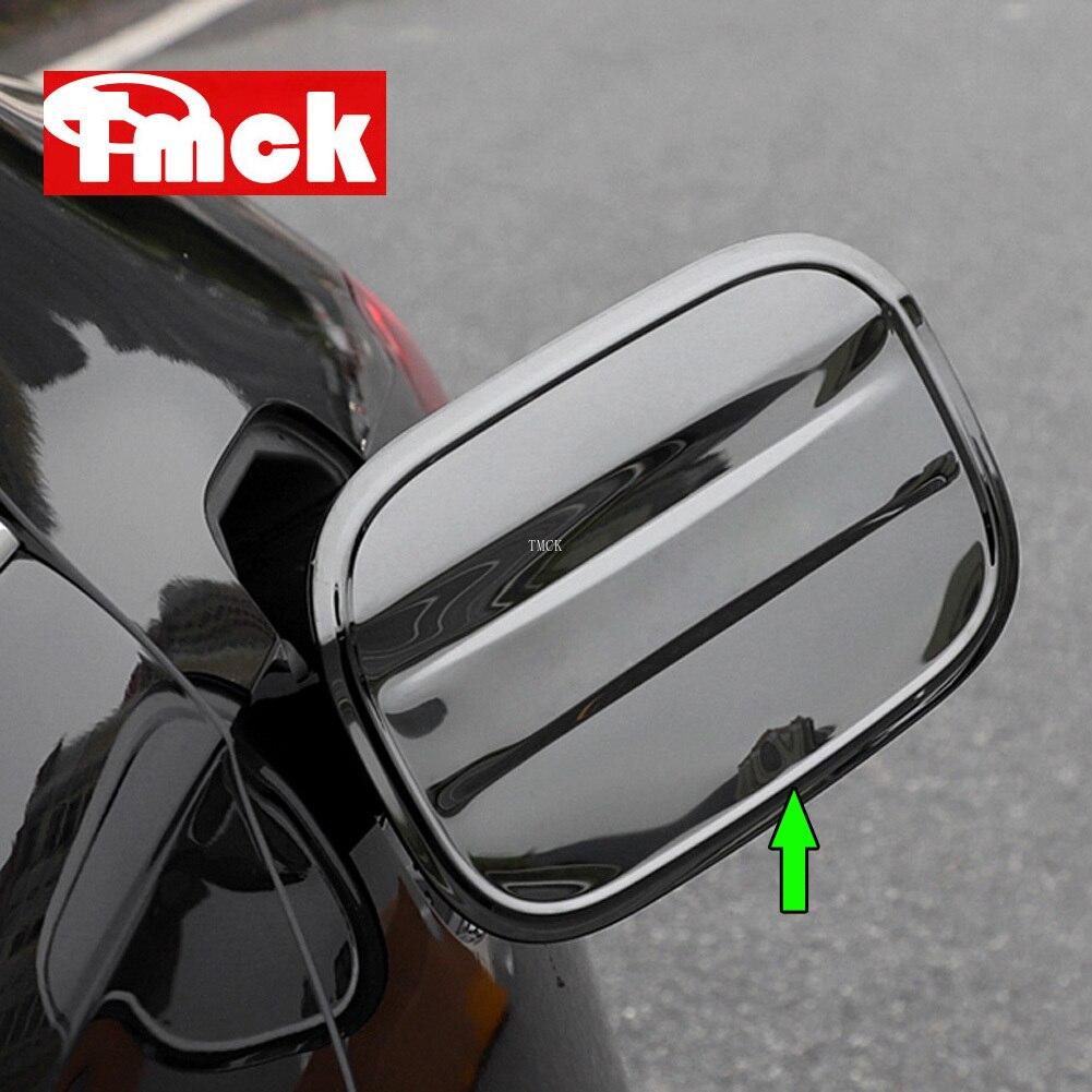 For Mercedes Benz A Class W177 V177 A180 A200 A220 A250 2019+ Car Fuel Tank Cap Decoration Cover Fuel Gas Cap Trim Accessories