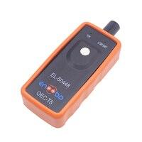 Para EL-50449 tpms ford sensor de pressão dos pneus ford ativador ferramenta EL-50448 tpms opel OEC-T5 para gm obd tpms sensor monitor do veículo