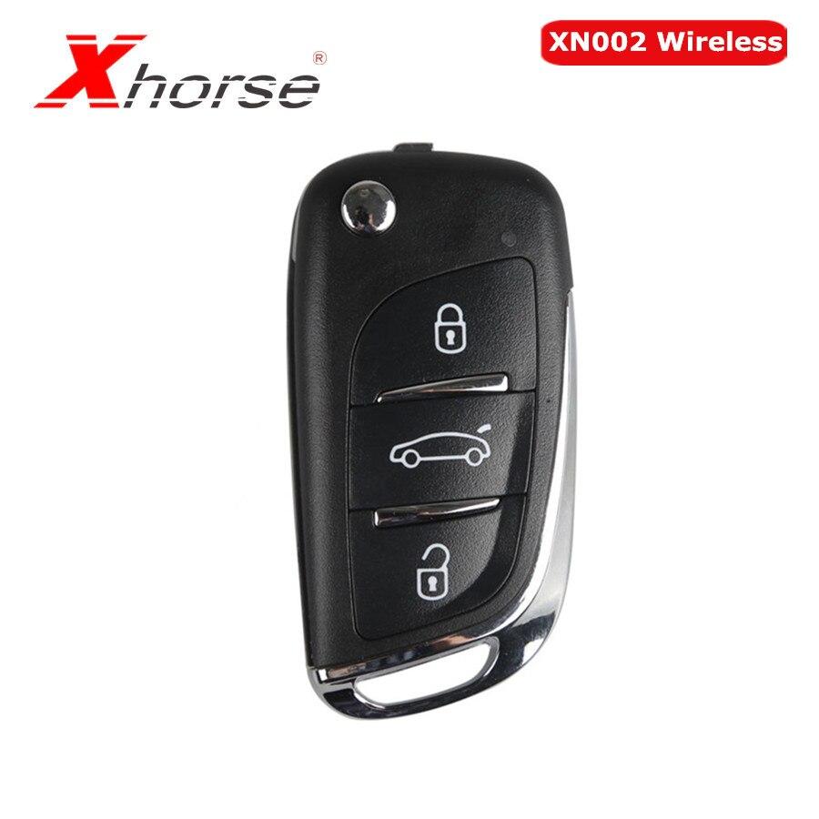 XHORSE XN002 Wireless Key VVDI2 Für DS Typ Remote Key 3 Tasten für Volkswagen 1 Stück