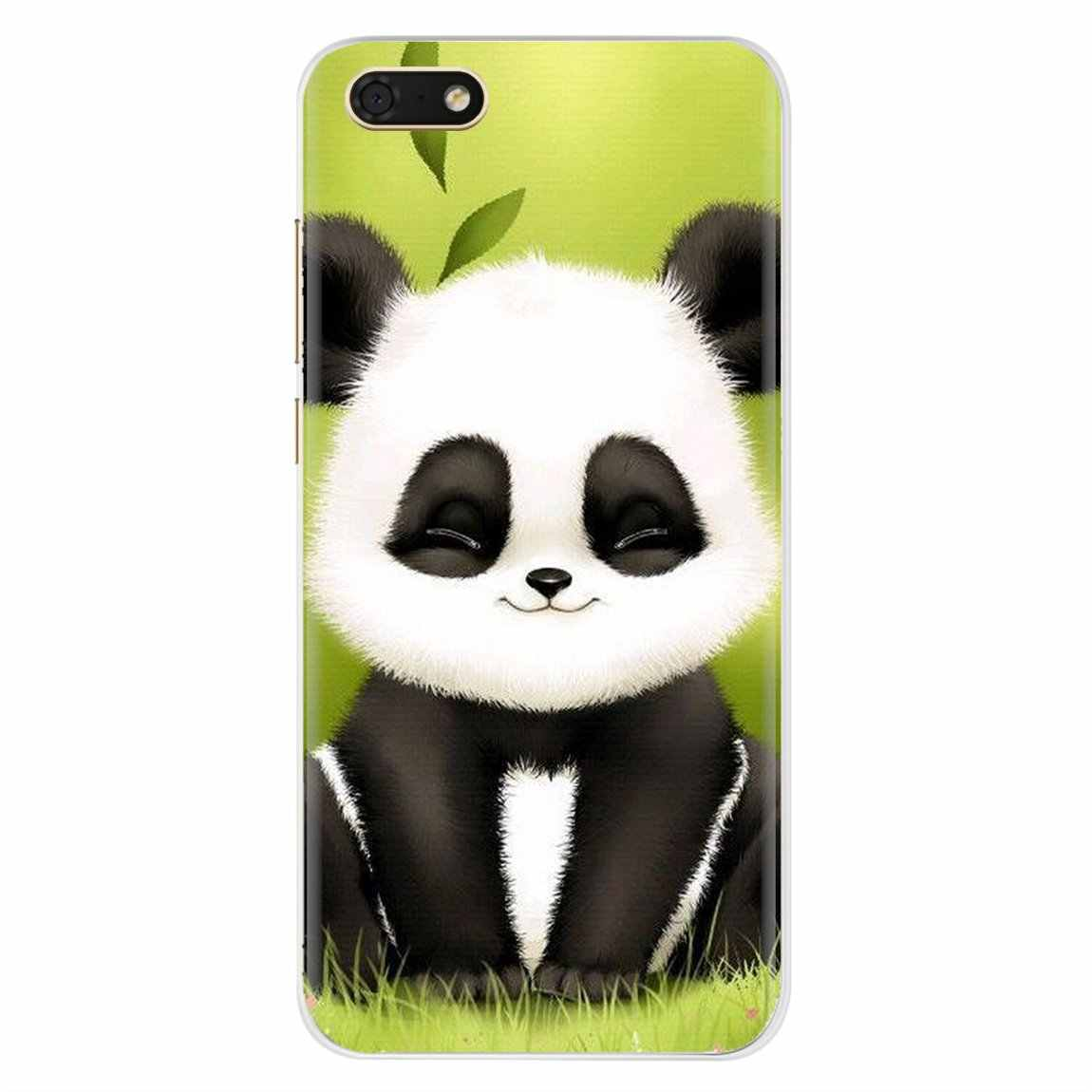 Funny Cute Panda Cartoon Wallpaper Silicone Phone Case For Samsung Galaxy J1 J2 J3 J4 J5 J6 J7 J8 Plus 2018 Prime 2015 2016 2017 Fitted Cases Aliexpress