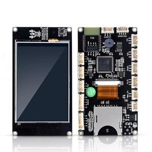 Image 4 - BIGTREETECH SKR PRO V1.2 с сенсорным экраном TFT35 V2.0 TMC2208 UART TMC2209 TMC2130, драйвер, 6 шт., комплект для 3D принтера VS SKR V1.3