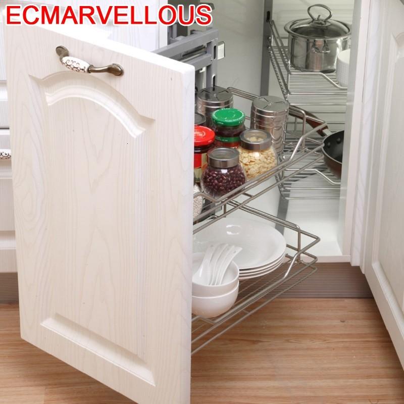 Permalink to Dish Rack Rangement Organisadores Para Armario De Cosina Stainless Steel Cuisine Cocina Kitchen Cabinet Storage Basket