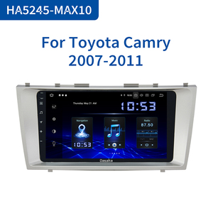 "Image 1 - Dasaita 9"" Car Android 10.0 Autoradio for Toyota Camry 2006 2007 2008 2009 2010 2011 GPS Navigation 1080P Video Stereo 64GB ROM"