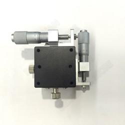 XY osi 40*40mm instrukcja przesuwne platformy moduł liniowy przesuwne tabeli stalowa prowadnica kulowa wysoka precyzja LGY40 L|Prowadnice liniowe|   -