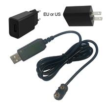 Cable USB de 9V Eliminador de batería, convertidor de voltaje de 5V a 9V, transformador de voltios de aumento, línea de regulador de potencia CC para multímetro