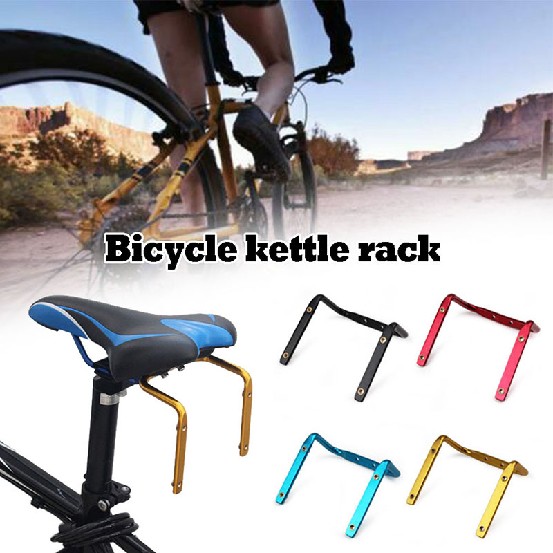Double Headed Bottle Cage Extender MTB Road Bike Water Cup Holder Expander New