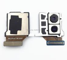 For Samsung Galaxy S9 Plus SM G965U G965U Original Back Rear big Main Camera Module Flex Cable Replacement parts