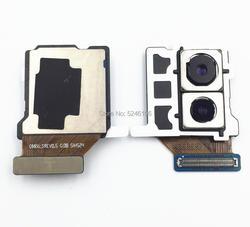 Untuk Samsung Galaxy S9 Plus SM-G965U G965U Asli Punggung Belakang Kamera Utama Besar Modul FLEX Kabel Pengganti Bagian