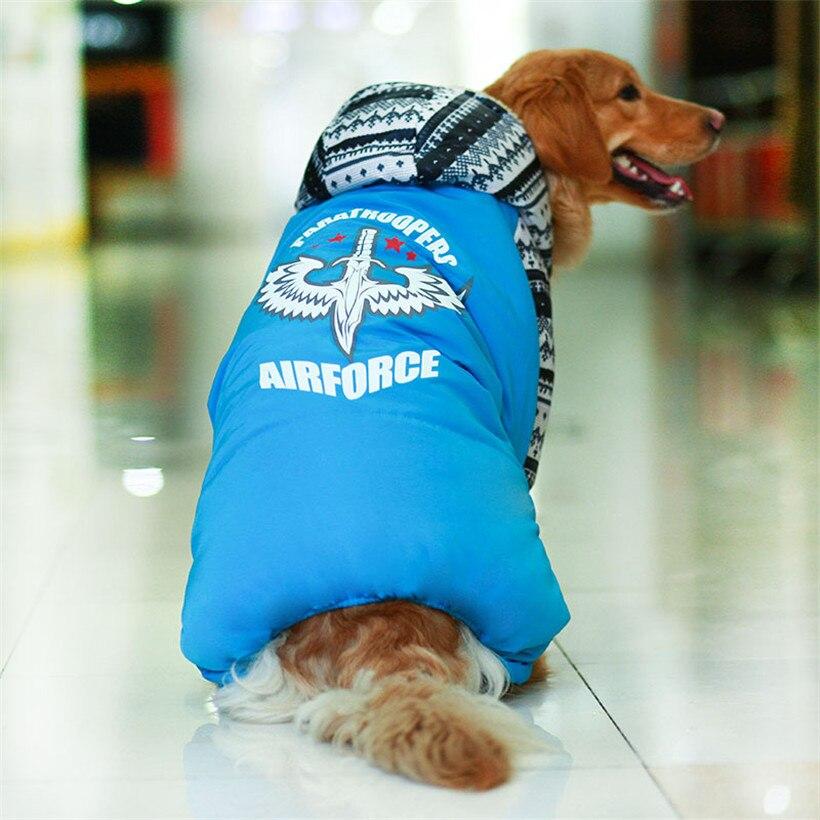 Dog Pet Clothes warm (10)