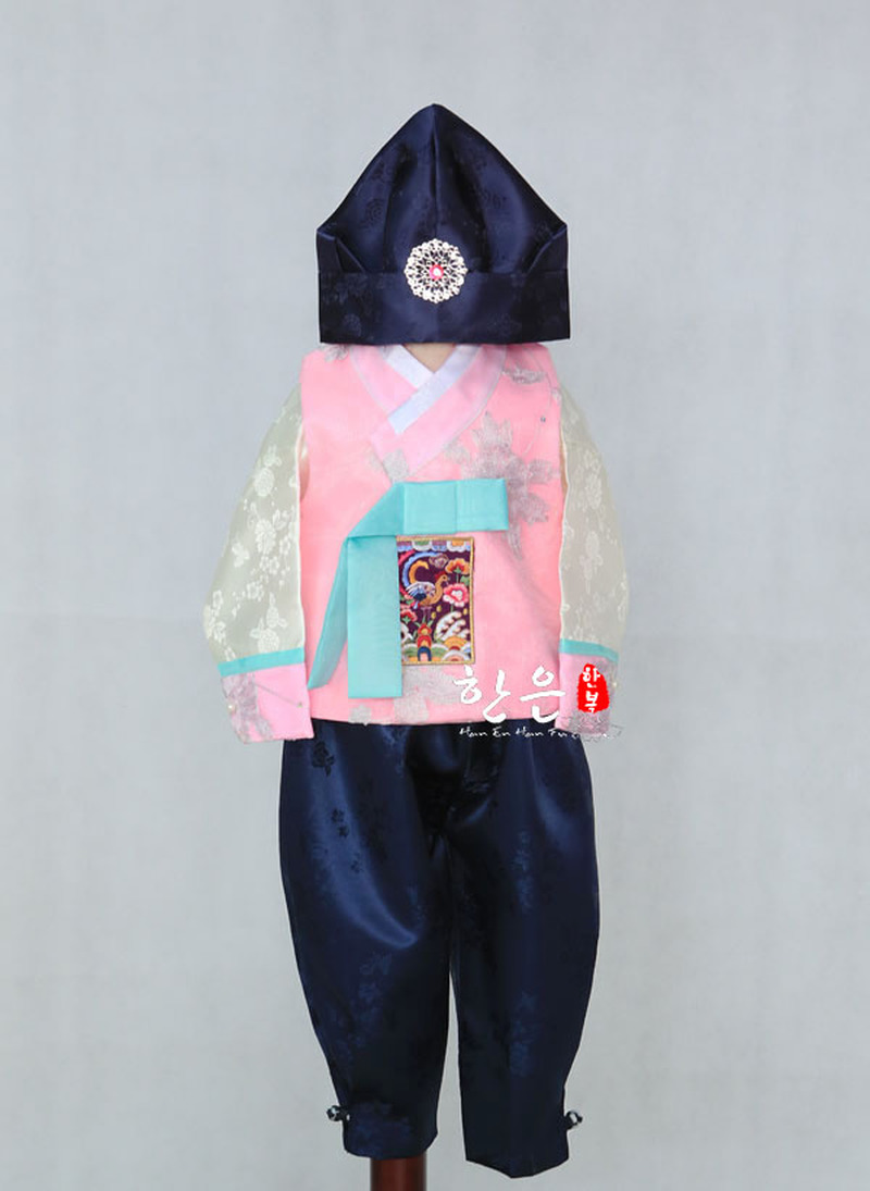 Korean Original Imported Fabrics First Birthday Korean Clothes Boy Korean Clothes He-tz6121