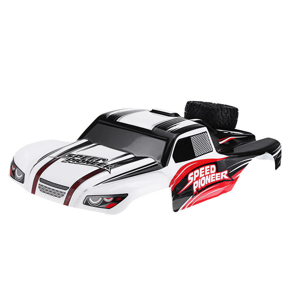 PXtoys RC Car PVC Body Shell For 9301/9301-1 1:18 Spare Parts PX9300-24 Body Shell Parts RC Car Accessories RC Vehicle Parts