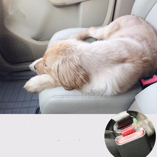 Adjustable Dog Safety Seatbelt For Harness 4