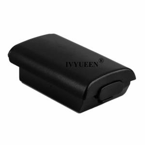 Image 3 - Ivyueen 20 xbox 360 ワイヤレスコントローラー単三電池ケースホワイトバッテリーパックカバーの交換ハウジングシェル