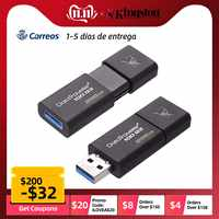 Originale Ad Alta Velocità DataTraveler USB 3.0 Kingston USB Flash Drive 32GB 64GB 128 GB 32 64 128 GB pen Drive Bastone Pendrive DT100G3