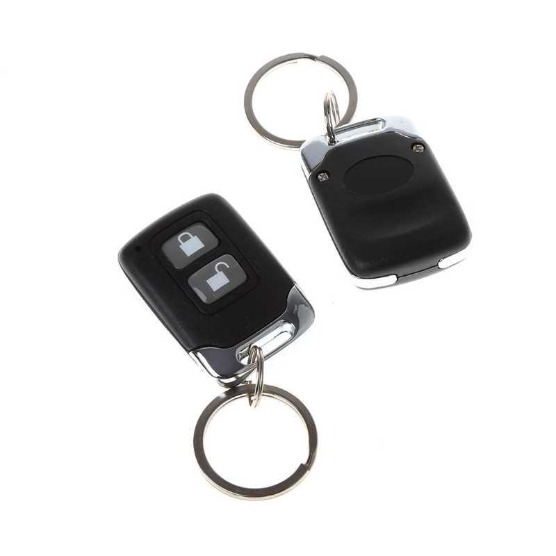 System alarmowy samochodu Auto zdalnie sterowany centralny zamek zestaw zamka drzwi system dostępu bezkluczykowy