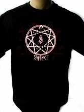 Slipknot 02 Mens Black Rock T-shirt NEW Sizes S-XXXL 2019 New Fashion T shirt Brand Hip Hop Print