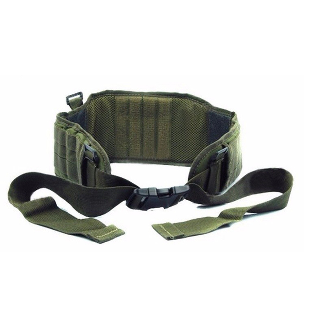 Airsoft huntingTactical gear Padded 1000D Nylon Molle Waist Belt Combat Army Battle mility Cummerbunds For Mens tatico multicam 5