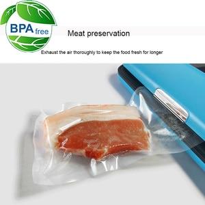 Image 4 - 5 Rolls / 1lot 12+15+20+25+28*500 cm Vacuum Sealer Bags Food Storage Bags for Vacuum Sealer Fresh Food Packing Packer