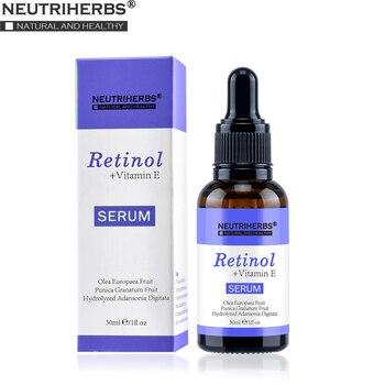 Neutriherbs-suero Facial con vitamina A, suero antiarrugas con vitamina E, Retinol, elimina...