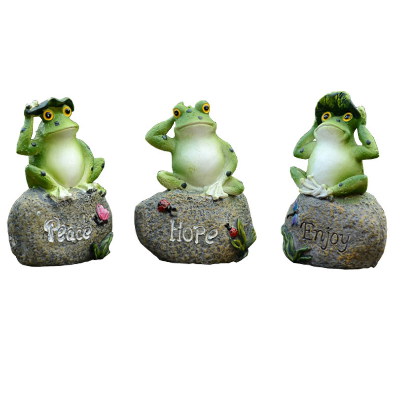 Estatua de rana de resina para decoración de animales de jardín Sandalias Croc zuecos de verano para mujer, sandalias de jardín con plataforma, zapatillas de Fruta de dibujos animados, zapatillas para niña, zapatos de playa, toboganes de moda al aire libre