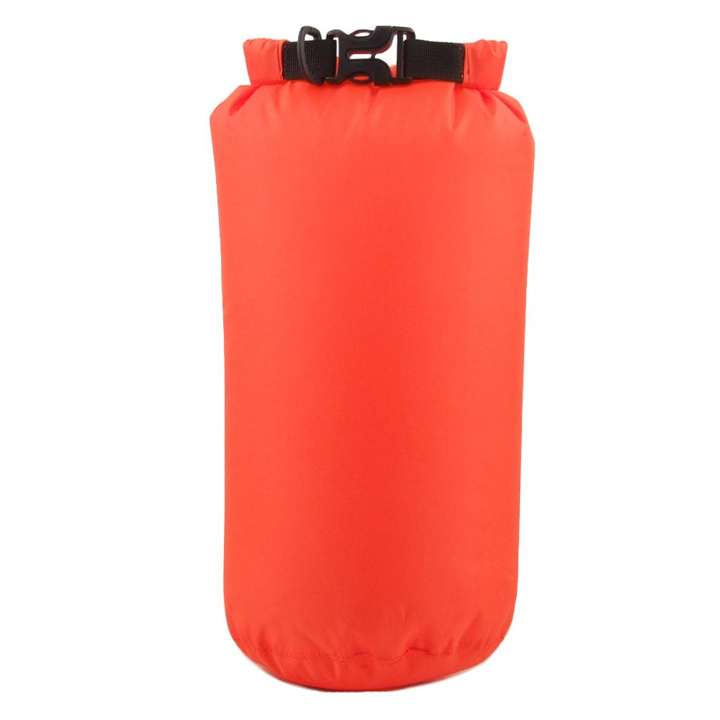 8L Waterproof Dry Bag Canoe Kayaking Rowing Camping Swimming Floating Bag Storage Bag Waterproof Bag Swimming Bag