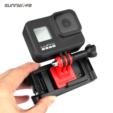 Sunnylife sac à dos monture pour support pour Insta360 One R GoPro Osmo Action Osmo poche accessoires dextension de caméra de poche