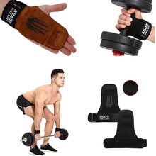 Belt Power-Protector Weight-Lifting Hand-Grips Grip-Gloves Gym Fitness Sports Non-Slip