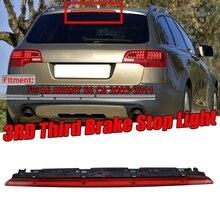 Автомобиль высокого уровня светодиодный стоп светильник в сборе тормозной задний светильник для-A6 AVANT S6 C6 2005-2011 4F9945097