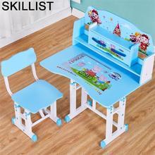 Baby Pour Silla Y Infantiles Children Scrivania Bambini And Chair Adjustable Bureau Enfant Mesa Infantil For Study Kids Table