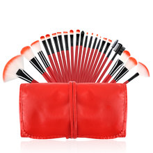 Kaizm Makeup Tools 22 Pcs Hair Makeup Brushes Sets With Bags Synthetic Highlighter Blush Eyebrow Comb Brush Brush For Face