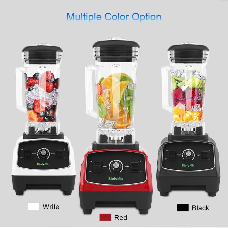 H8998a366bdf54380814958ede8ec2df6S BPA Free 3HP 2200W Heavy Duty Commercial Grade Blender Mixer Juicer High Power Food Processor Ice Smoothie Bar Fruit Blender