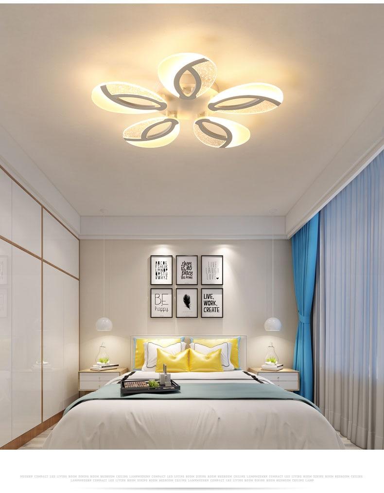 H8998e1050631422ebfffaa19f61bc9c8c Nordic Ceiling lights Novelty post-modern for living room Fixtures bedroom aisle LED ceiling lamp Ceiling lighting