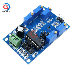 Signal Generator Medium/Low Frequency 10Hz-450KHz Triangular/Rectangular/Sine Wave Generator Module 12V to 15V ICL8038 Generator
