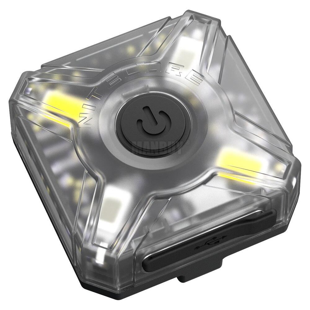 Распродажа NITECORE NU05 комплект 35 люмен белый/красный свет Высокая производительность 4LED легкий USB Перезаряжаемый наружный велосипедный налобный фонарь Mate headlamp lumens headlamp nitecorerechargeable headlamp usb   АлиЭкспресс - Берем в поход