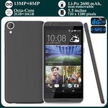 Smartphones originais 820 octa núcleo desbloqueado 4g-lte 5.5 polegada 2gb ram 16gb rom 2600mah telefone celular android 13mp + 8mp nfc telefones celulares